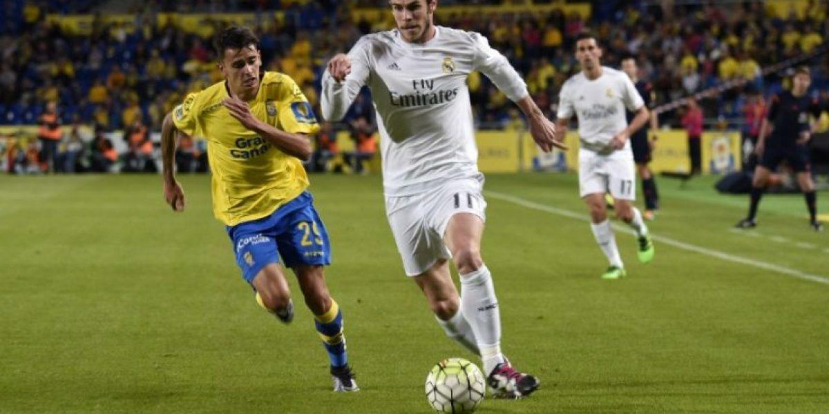 Resultado del partido UD Las Palmas vs Real Madrid, Liga Española 2016