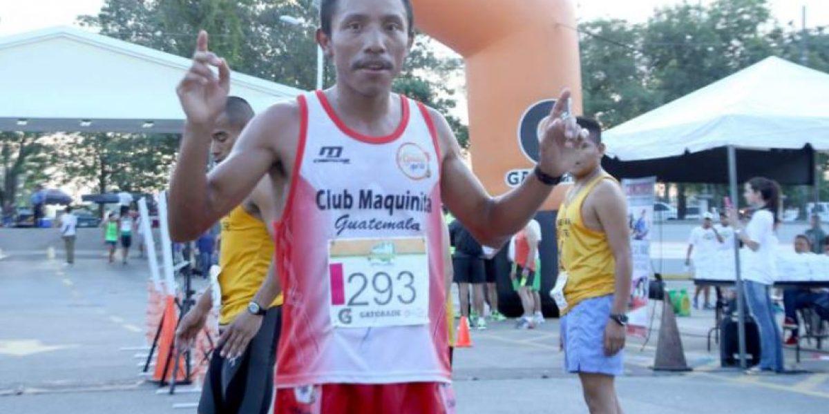 Marvin González y Merlin Chalí ganan medio maratón en Honduras