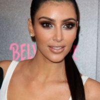 Kim Kardashian afinó más sus rasgos armenios. Foto:vía Getty Images