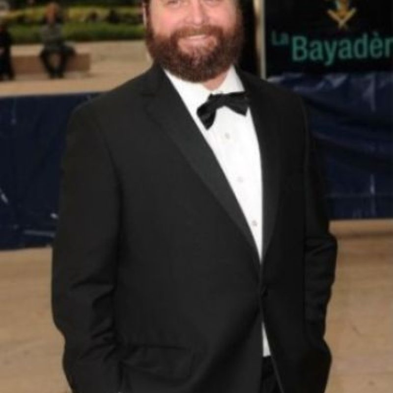 Zach Galifianakis Foto: Getty Images