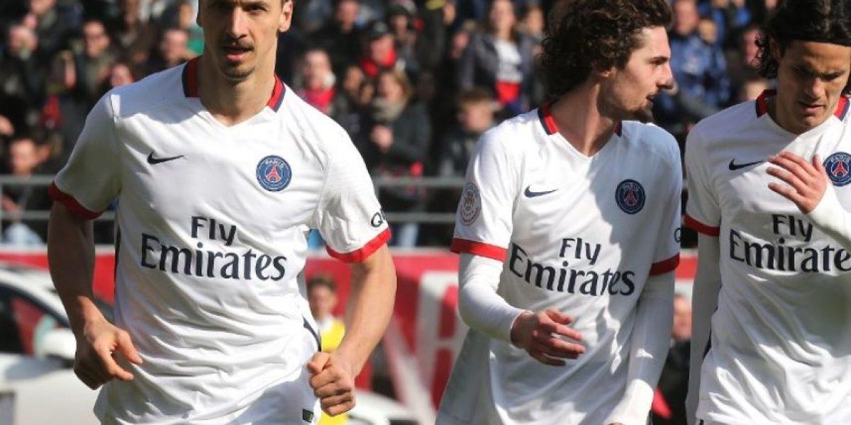 Video: Resumen y goles Troyes vs Paris Saint-Germain (PSG), goleada 0-9 (2016)