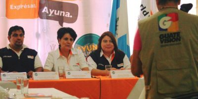 Foto: World Vision Guatemala