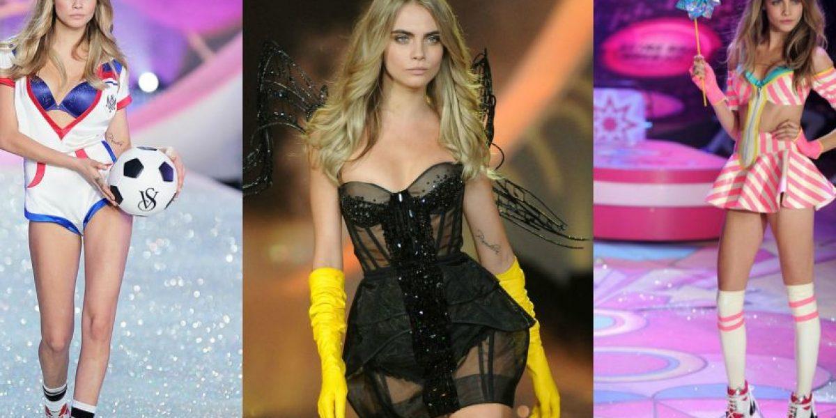 Modelo Cara Delevingne deja el modelaje