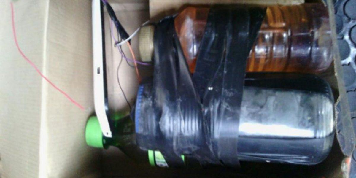 Desactivan artefacto explosivo colocado en microbús con ruta a zona 18