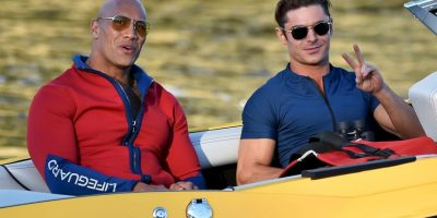 "Estos son los actores que nos deleitarán la pupila en la cinta de ""Baywatch"" Foto: Grosby Group"