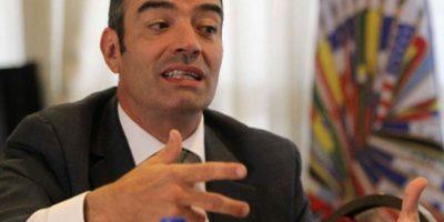 Foto:James Cavallaro presidente de CIDH. Foto: EFE