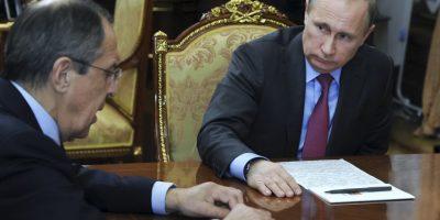 Vladimir Putin asegura que fue un proceso en condiciones de paz. Foto:AP