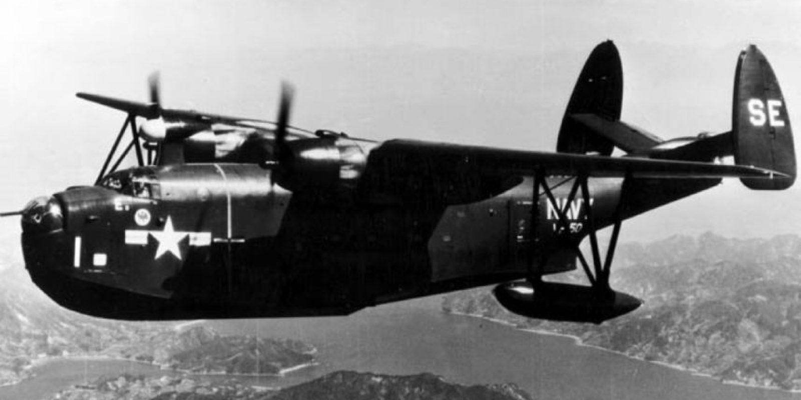 Cinco vuelos TBM Avenger desaparecieron. Horas más tarde un PBM Mariner, enviado como rescate, también lo hizo. Foto:Wikipedia.org