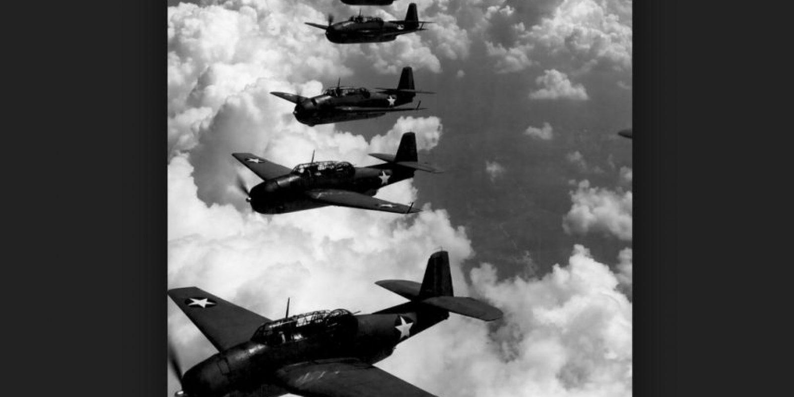 El 5 de diciembre de 1945, la operación aérea llamada Flight 19 desapareció en el triángulo. Foto:Wikipedia.org
