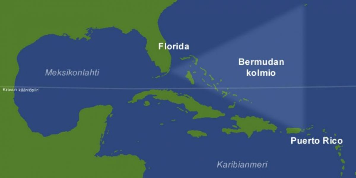 La posible razón de las desapariciones en el Triángulo de las Bermudas