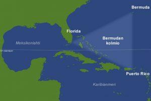 Misteriosas desapariciones en el Triángulo de las Bermudas Foto:Wikipedia.org