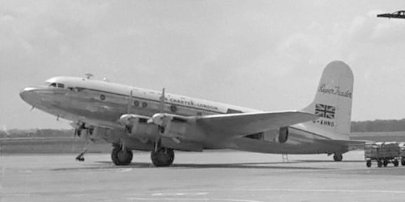 La aeronave Star Tiger desapareció completamente el 30 de enero de 1948. Foto:Wikipedia.org