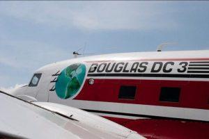 El 28 de Diciembre de 1948, un vuelo comercial llamado Douglas DC-3 desapareció en pleno trayecto entre San Juan de Puerto Rico y Miami Foto:fpizarrobr/tumblr