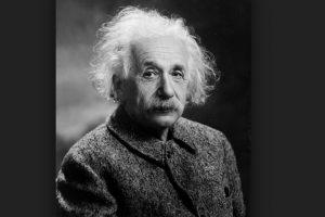 El físico alemán Albert Einstein también cumplía años el 14 de marzo. Foto:Wikipedia Commons