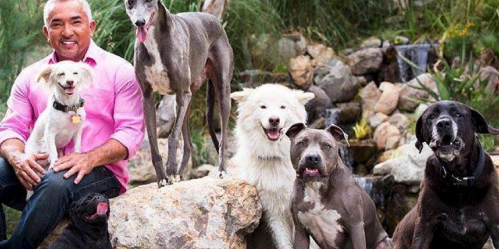 Foto:Vía facebook.com/cesar.millan