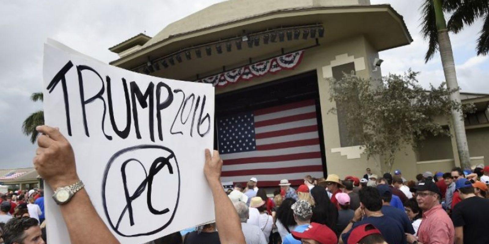 Es uno de los aspitrantes del Partido Republicano. Foto:AFP