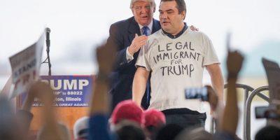 Su campaña ha estado rodeada de polémicas. Foto:AFP