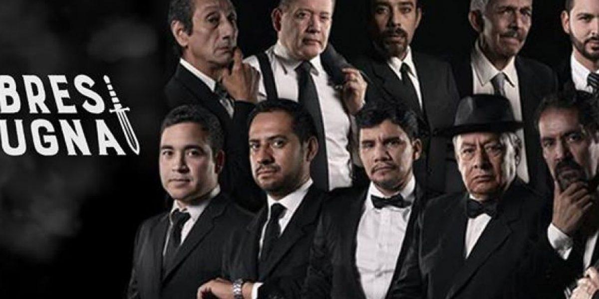 """Detalles de la obra de teatro """"12 hombres en pugna"""", Guatemala 2016"""