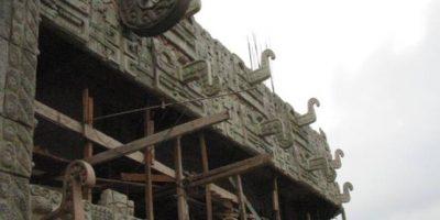 Apoya la restauración del edificio B