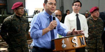 Morales insiste en que