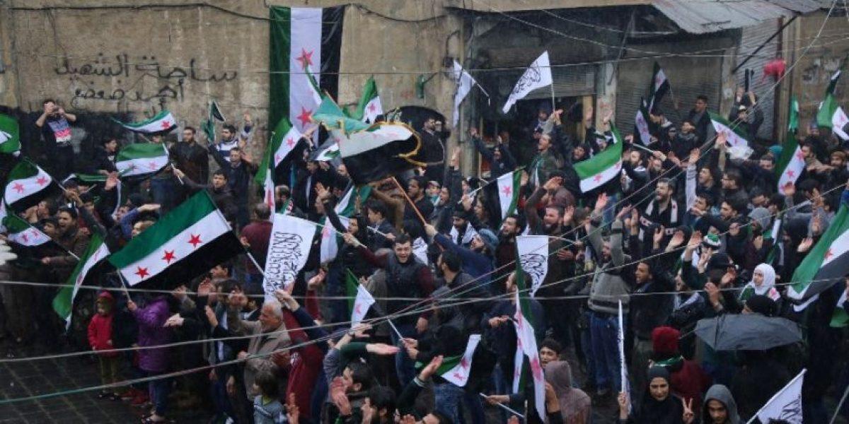 Mensaje de Al Qaeda sobre retirada de tropas rusas de Siria (2016)