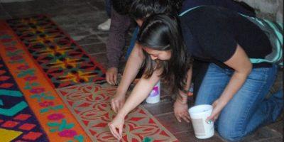 Neto Bran invita a concurso de elaboración de alfombras el Jueves Santo