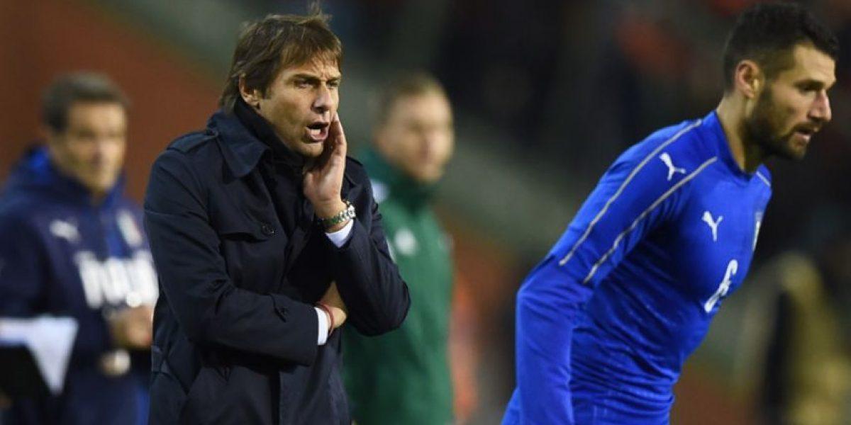 Antonio Conte dejará de ser seleccionador de Italia al finalizar la Euro 2016
