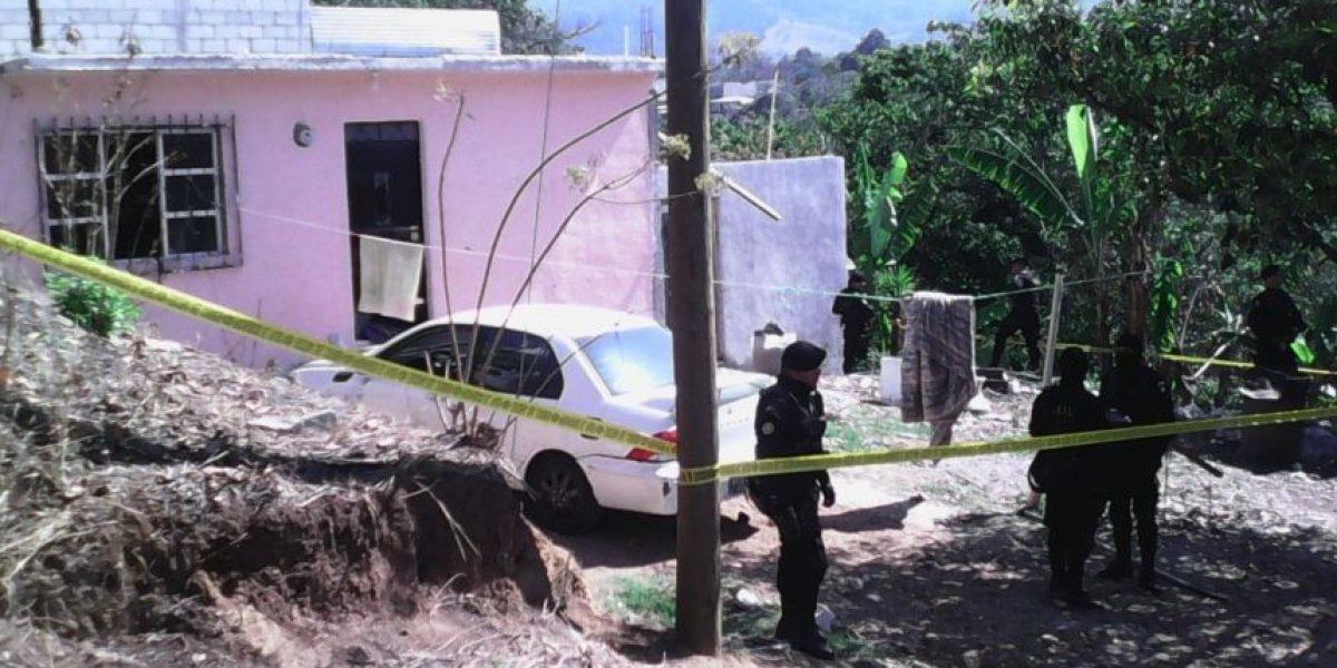 Policía se enfrenta a balazos y detiene a supuestos delincuentes
