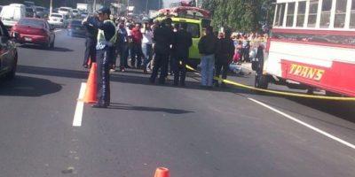 Ataques armados en autobuses de Amatitlán y Villa Canales