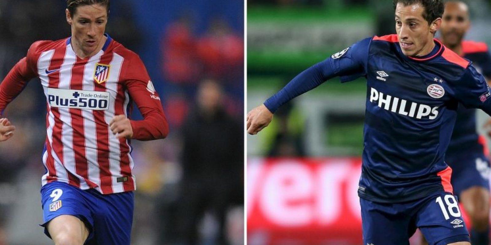 Atlético de Madrid vs. PSV Foto:Getty Images