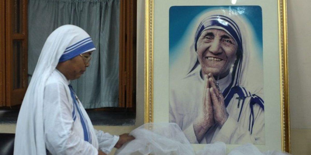 Fecha de la canonización de la madre Teresa de Calcuta (2016)