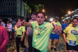 Carrea 10K Nocturna Foto:Luis Carlos Nájera