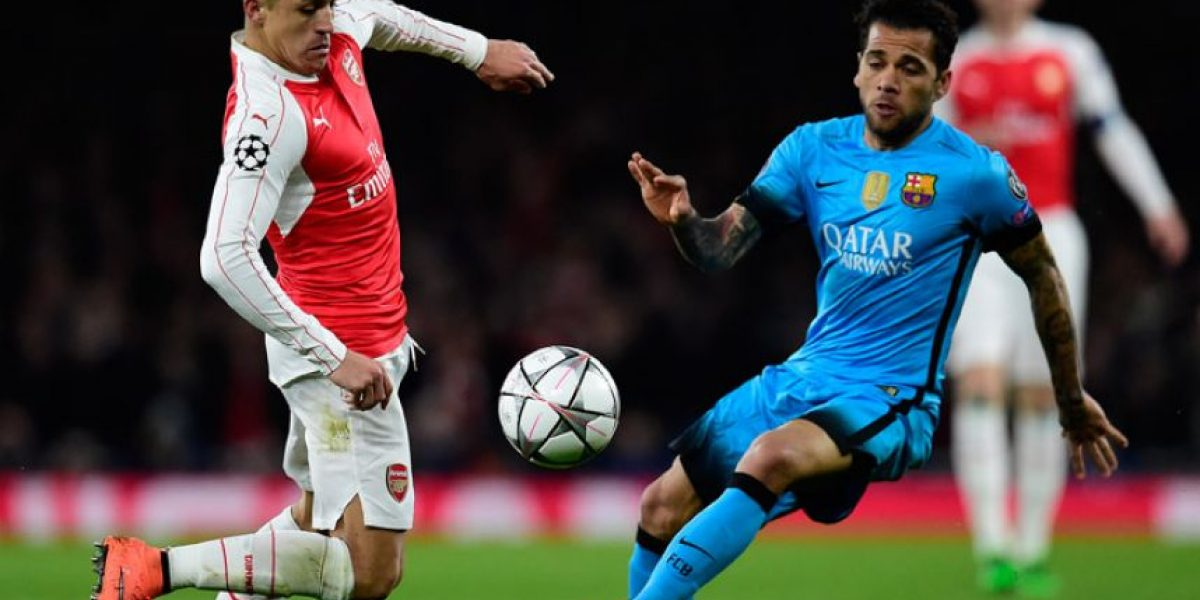 Previa del partido FC Barcelona vs. Arsenal, vuelta octavos de final UEFA Champions League 2016