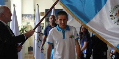 Luis Carlos Rivero participará en la maratón de Rotterdam 2016