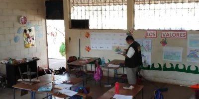 Desconocido asesina a profesor frente a sus alumnos en Chiquimulilla