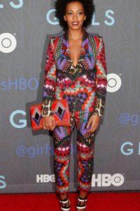 Acá este vestido si le hace justicia a su figura. Foto:vía Getty Images