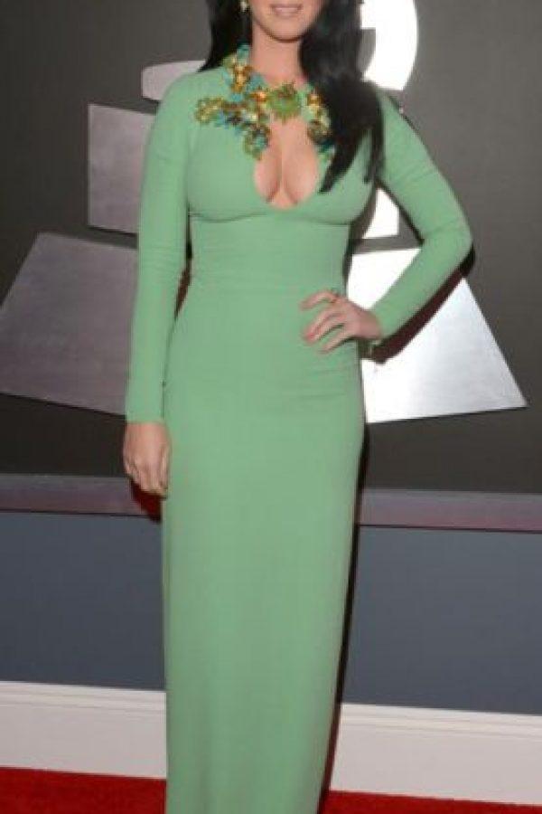 Distinto a este vestido, por ejemplo. Foto:vía Getty Images