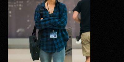 Megan Fox volvió a trabajar con Michael Bay a pesar de llamarle Hitler. Qué pena que no tenga talento. Foto:vía Getty Images