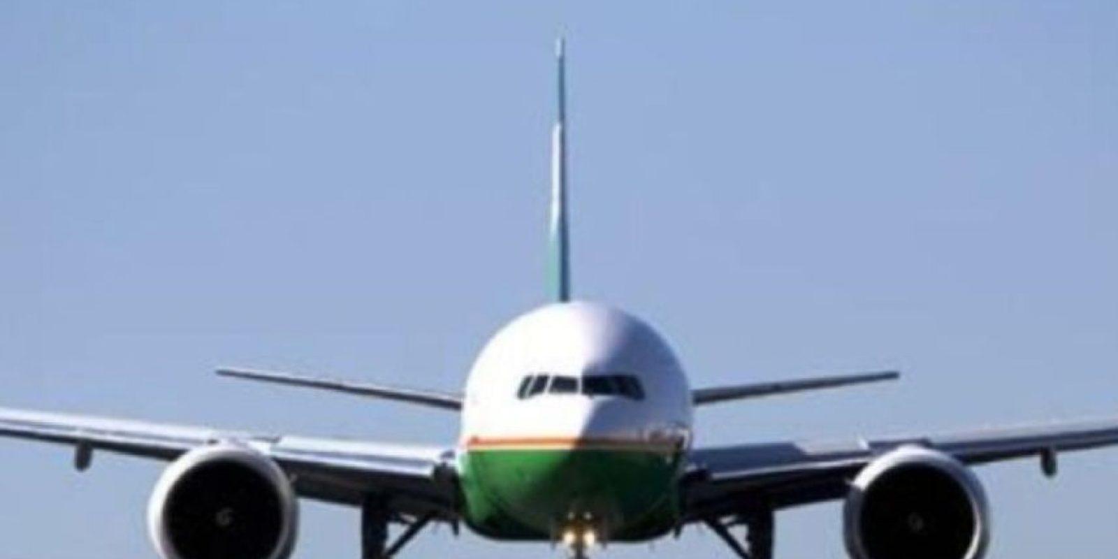 EVA Air- Taiwán Foto:Vía Facebook.com/evaairwayscorpen