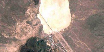 Se piensa que una nave extraterrestre se estrelló aquí Foto:Wikimedia