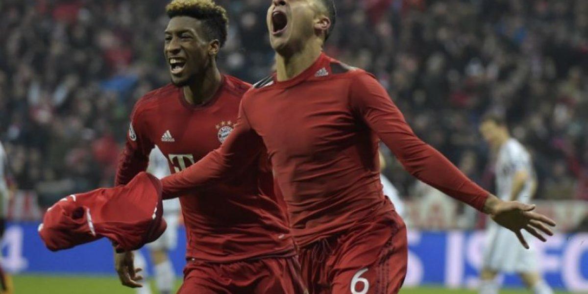 Resultado del partido Bayern Múnich vs. Juventus, vuelta octavos de final UEFA Champions League 2016