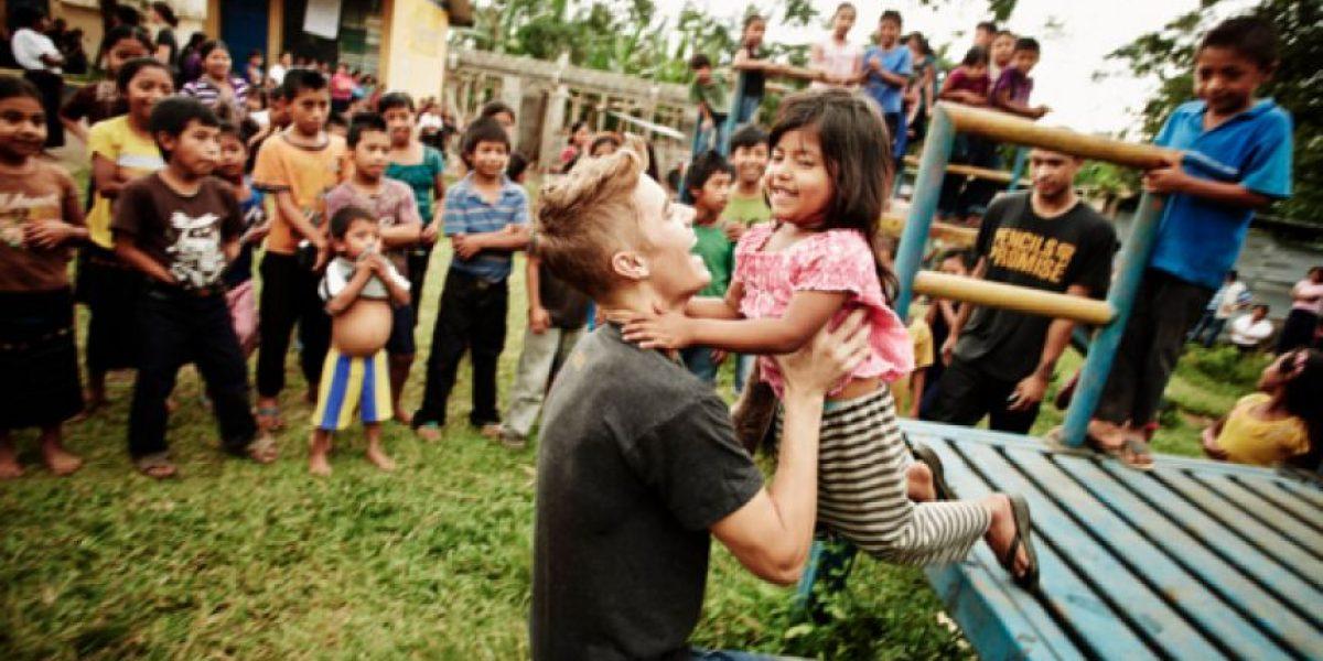 Famosos que han visitado Guatemala