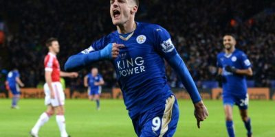¿Cuál es la cláusula de rescisión de Jamie Vardy, del Leicester City?