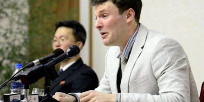 Últimas noticias del estudiante estadounidense Otto Warmbier, condenado en Corea del Norte
