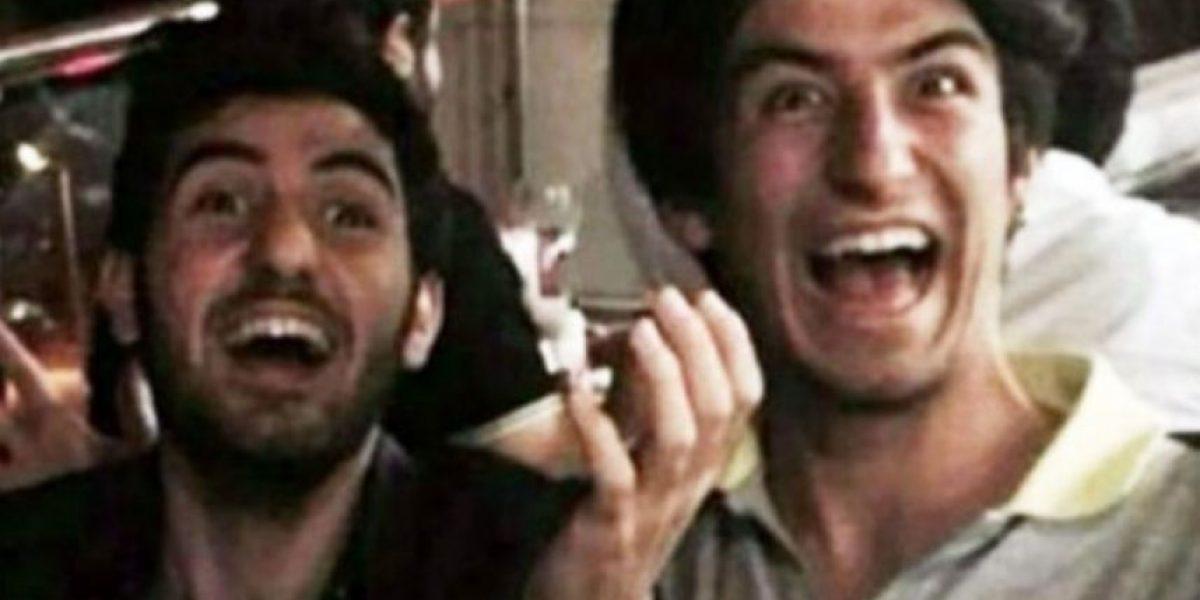 Foto de dos amigos que murieron en atentados terroristas en Turquía