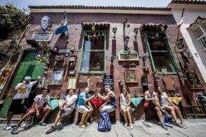 Fue fundada el 1 de junio de 1533 por Pedro de Heredia Foto:Getty Images