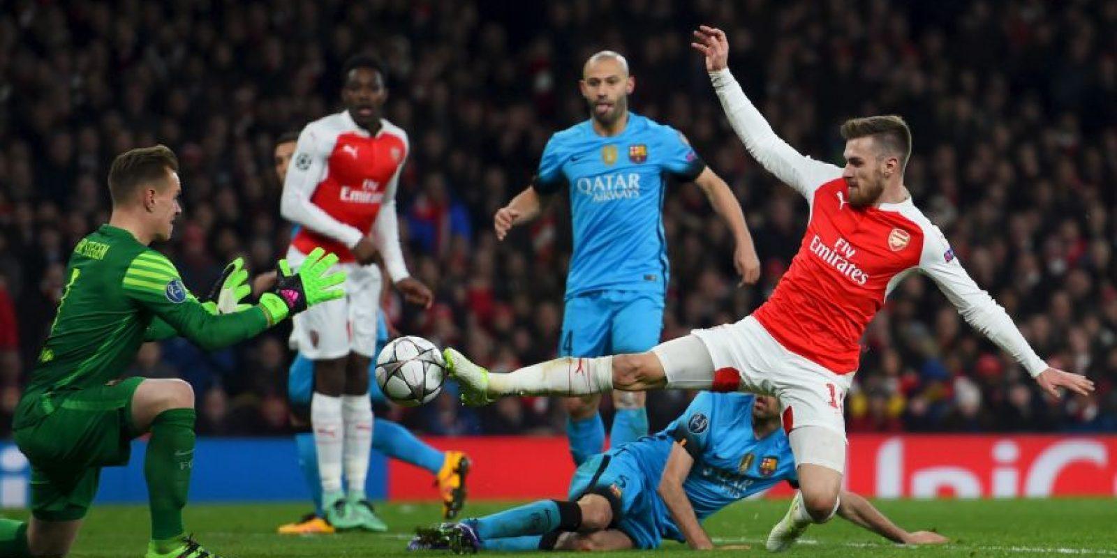 Los pupilos de Pep Guardiola buscan llegar a cuartos de final por novena temporada consecutiva. Foto:Getty Images