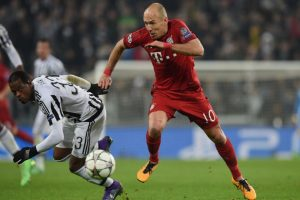 Bayern Múnich vs. Juventus Foto: Getty Images