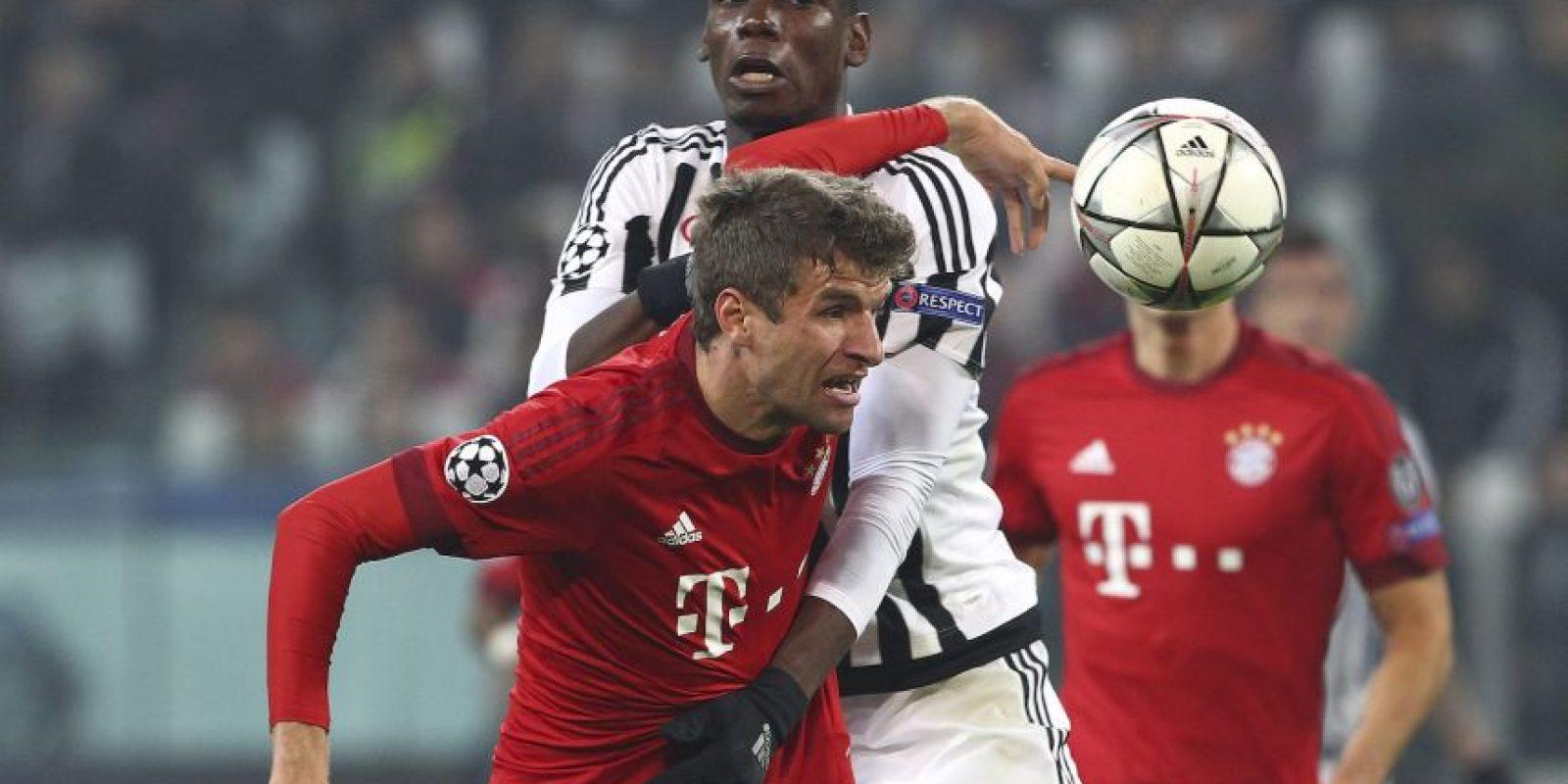 Bayern y Juve protagonizan una de las series más esperadas en octavos de final Foto:Getty Images