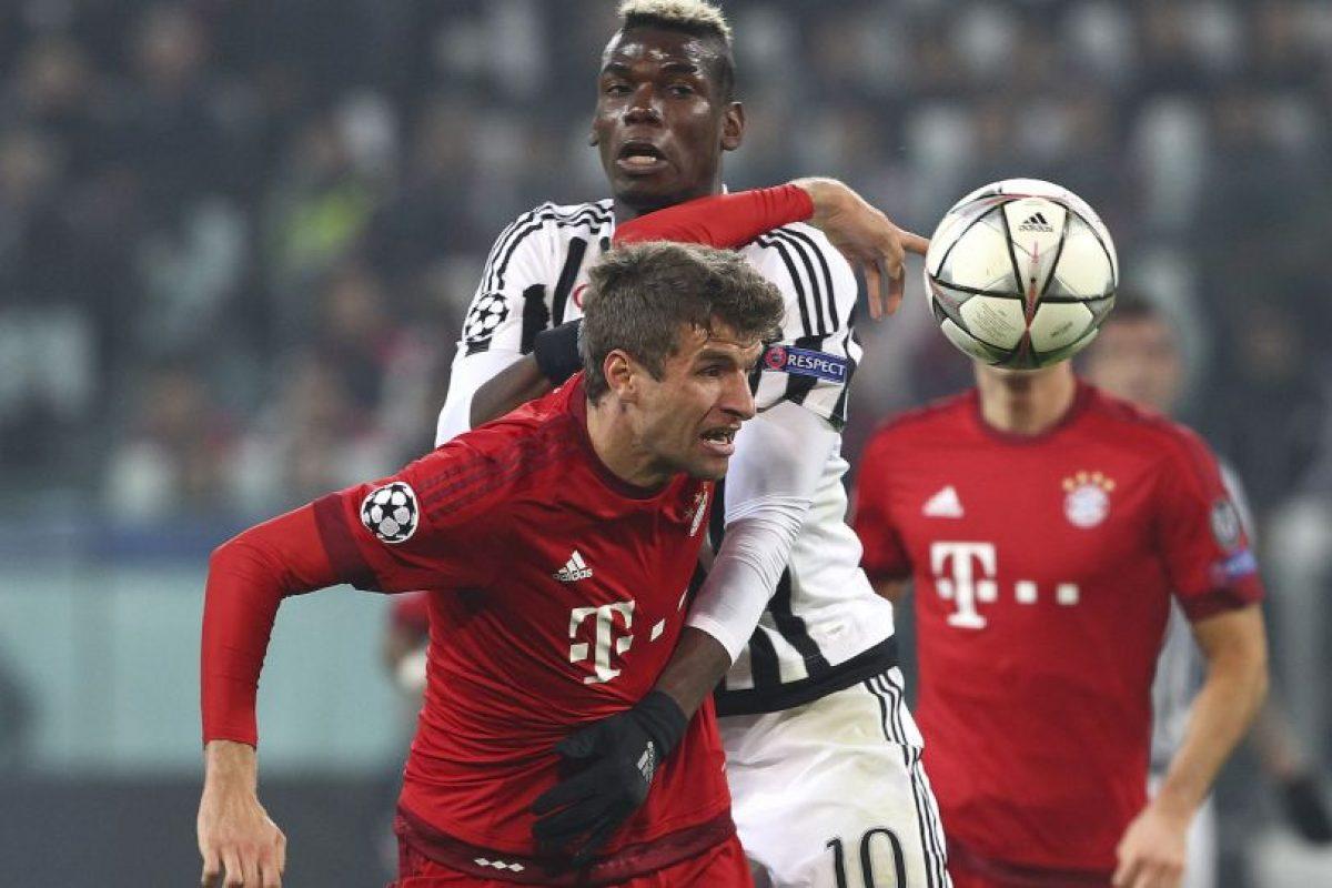 Igualaron 2-2 en el partido de ida, en Turín Foto:Getty Images
